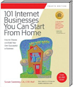 Internet marketing speaker Susan Sweeney 101 Businesses book